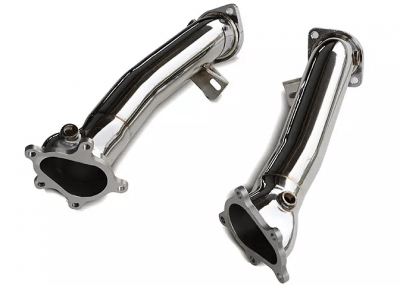 Exhaust Systems - Downpipes - GReddy - GReddy Circuit Spec Front Downpipes