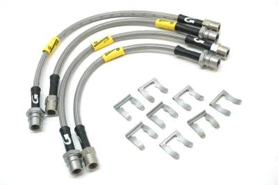 Goodridge - Goodridge Stainless Brake Line Kit