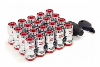 Rays - Rays M12x1.25 Formula Lug Nut Red
