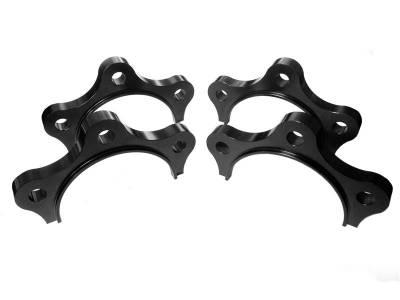 Suspension Components - Suspension Accessories - Torque Solution - Torque Solution Half Shaft Spacer