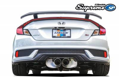 GReddy - GReddy Supreme SP Exhaust Civic Si Coupe - Image 2
