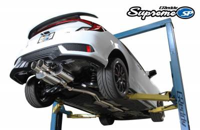 GReddy - GReddy Supreme SP Exhaust Civic Si Coupe - Image 3