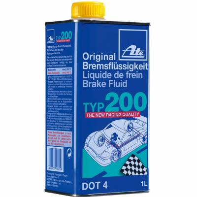 MAINTENANCE - ATE Type200 Brake Fluid DOT 4 1L