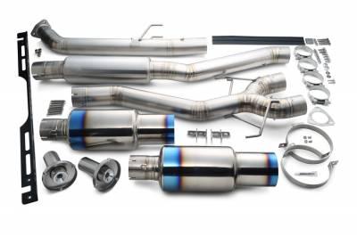Tomei - Tomei Expreme Ti Type D Titanium Catback Exhaust