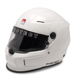 Race Gear - Helmets - Pyrotect - Pyrotect Pro Airflow Full Face SA2020 White